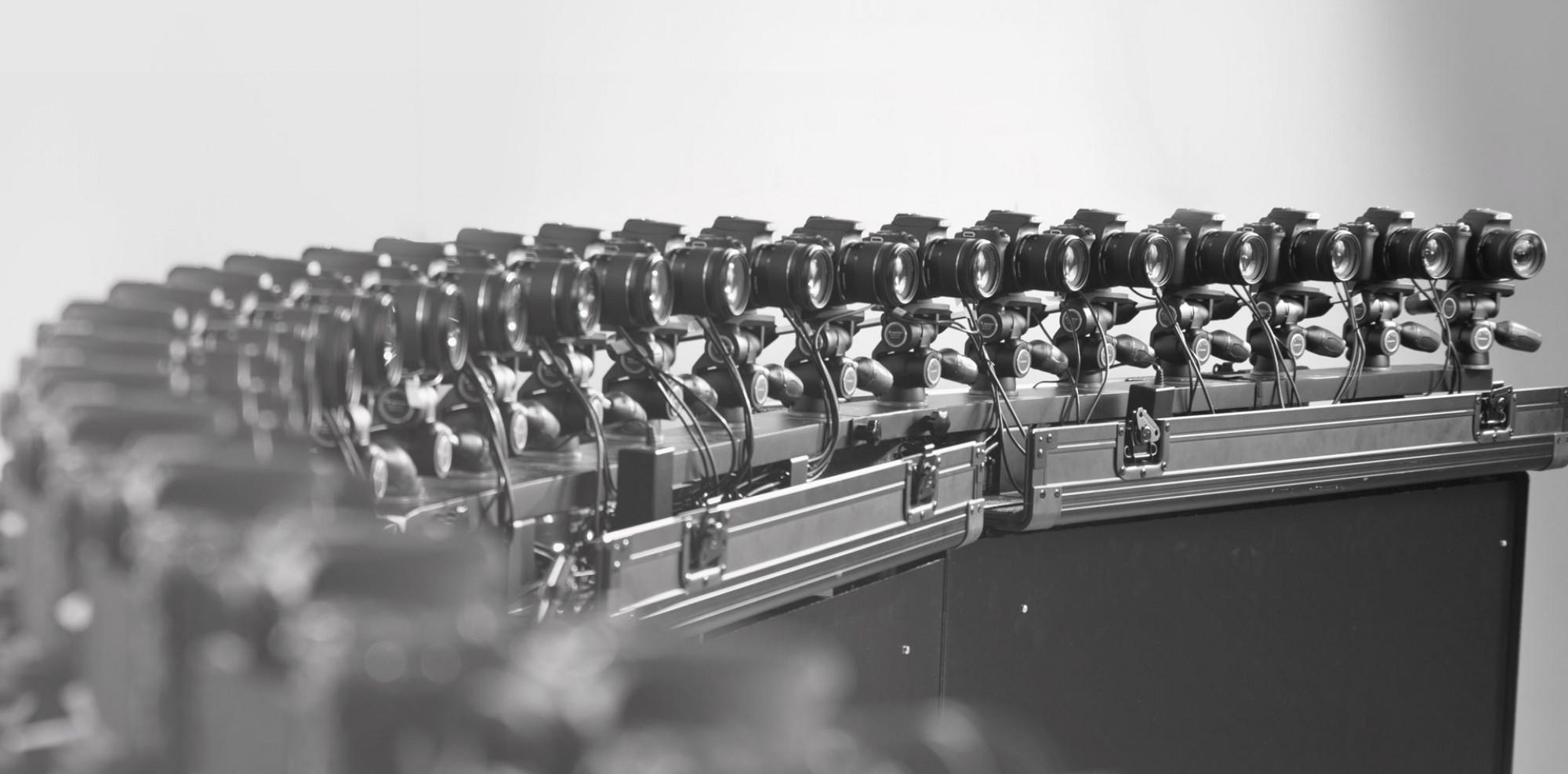 Bullet time più fluido in Italia per eventi aziendali
